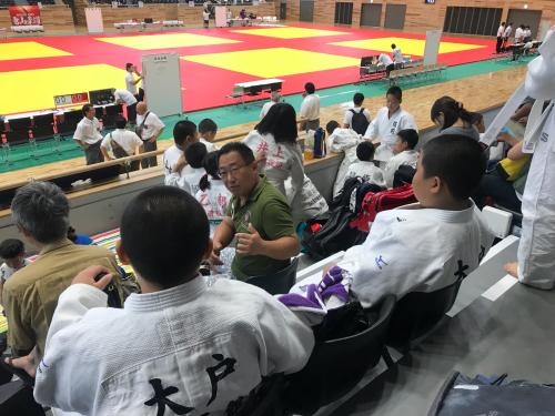 2018 九州柔道大会_b0172494_18202020.jpg