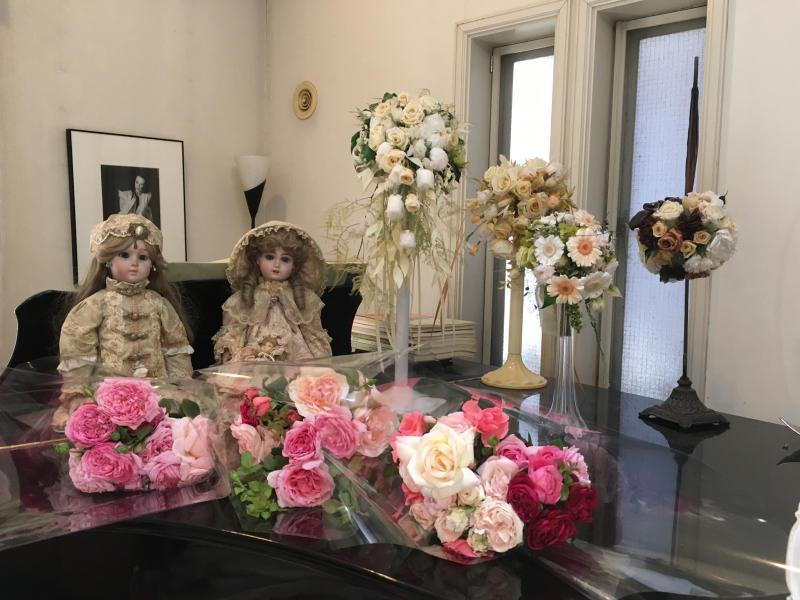 真夏の薔薇に感謝  HT  Rose 「 魅惑 」_c0195496_12032610.jpg