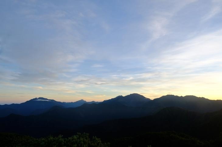 2018夏休み 一人登山 南アルプス中部 その1_e0000910_12193911.jpg