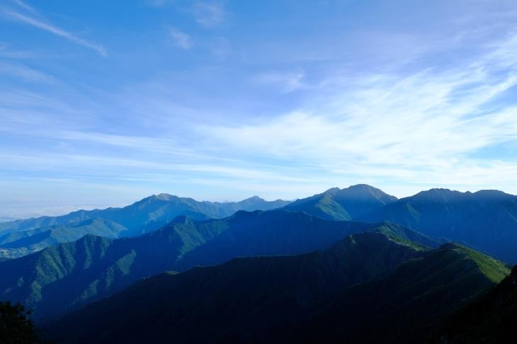 2018夏休み 一人登山 南アルプス中部 その1_e0000910_14255340.jpg