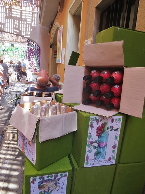 グラシア地区の夏祭り3_b0064411_03153028.jpg