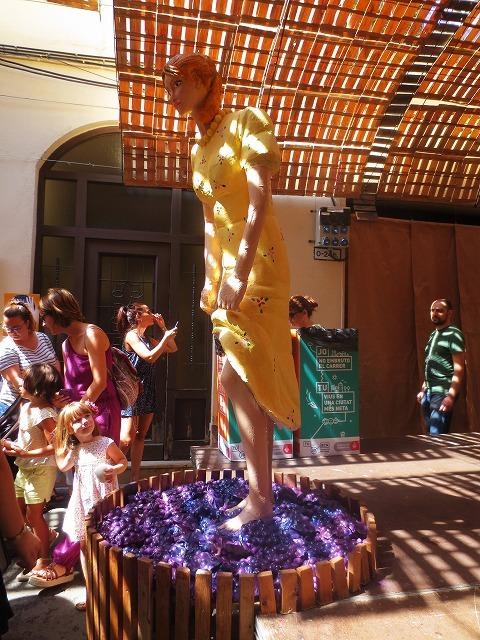 グラシア地区の夏祭り3_b0064411_03153282.jpg