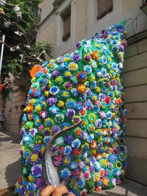 グラシア地区の夏祭り4_b0064411_03433307.jpg