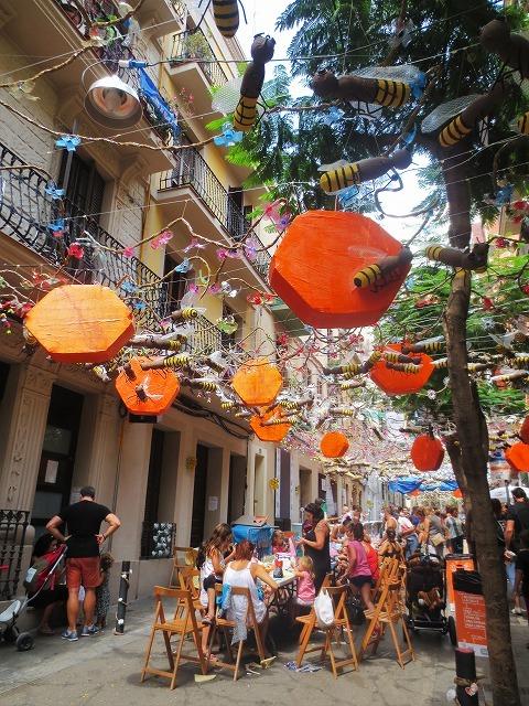 グラシア地区の夏祭り4_b0064411_03433345.jpg