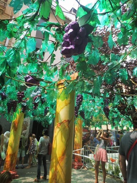 グラシア地区の夏祭り5_b0064411_03574053.jpg