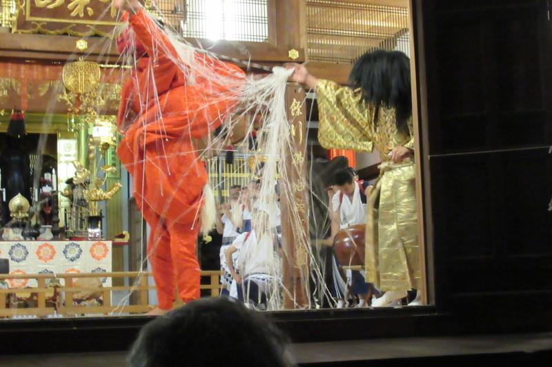 六歳念仏踊り 光福寺_e0048413_18342977.jpg