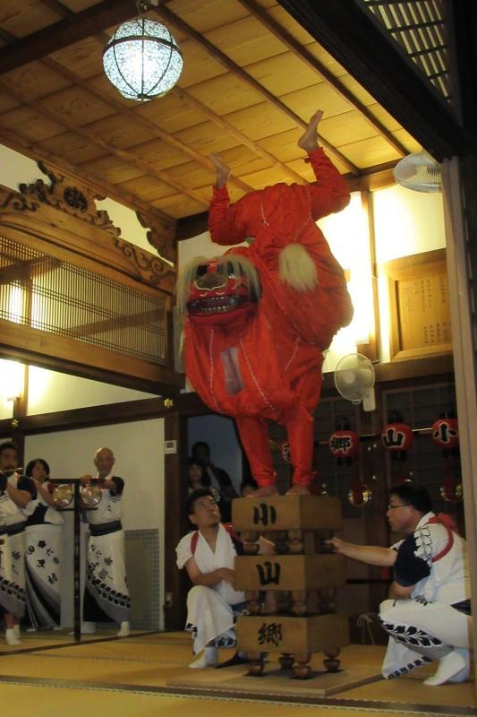 六歳念仏踊り 光福寺_e0048413_18344323.jpg