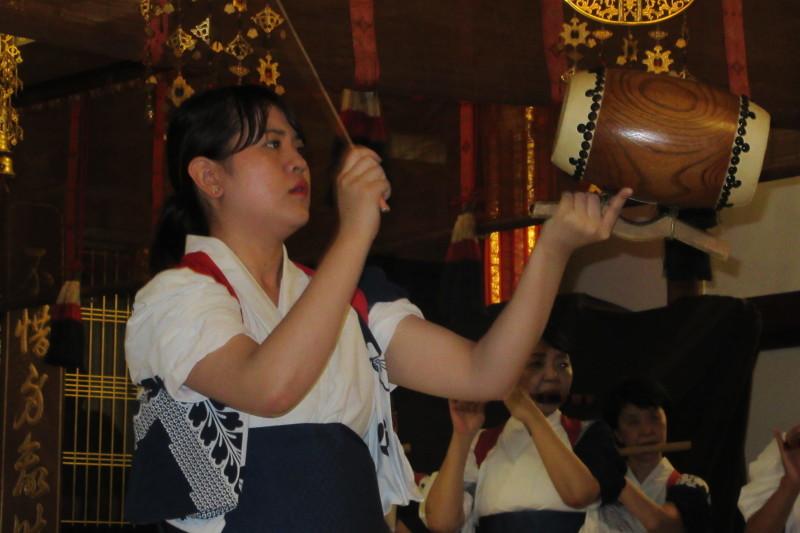 六歳念仏踊り 光福寺_e0048413_18353101.jpg