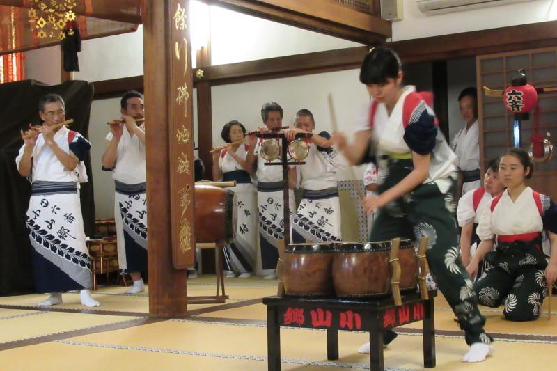 六歳念仏踊り 光福寺_e0048413_18355248.jpg