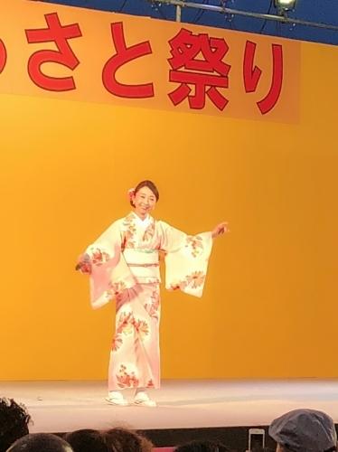 第44回戸田市ふるさと祭りにて♪_f0165126_10210321.jpg