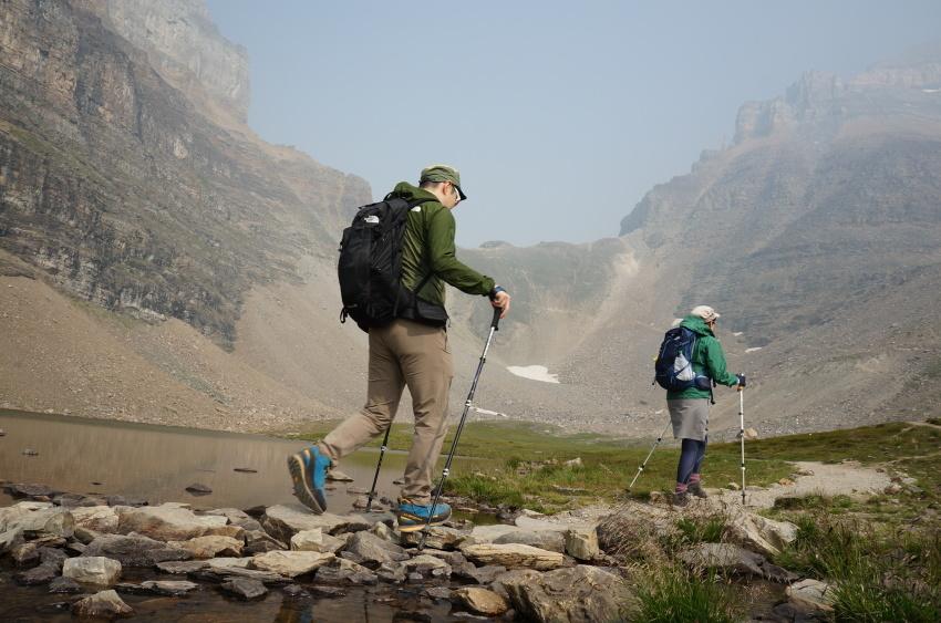 必ずリベンジしたくなる山歩き ラーチバレー_d0112928_05525523.jpg