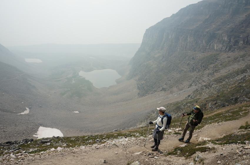 必ずリベンジしたくなる山歩き ラーチバレー_d0112928_05553890.jpg
