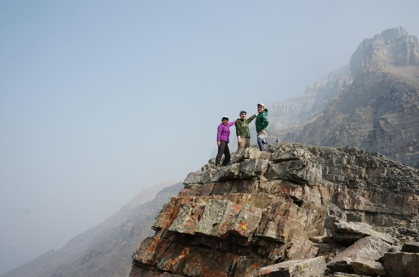必ずリベンジしたくなる山歩き ラーチバレー_d0112928_05590018.jpg