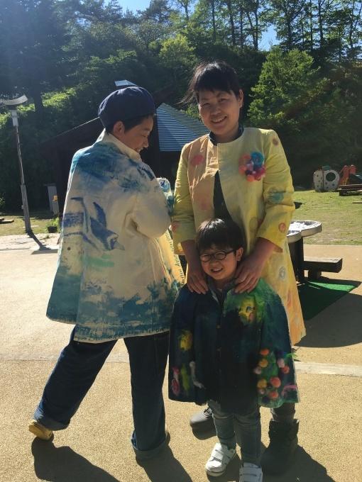 スペシャルワークショップ♪9月16日(日)「タムタムと、めぐるトワル@霊山こどもの村」_f0296936_15465167.jpg