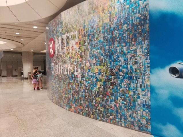 港鐵展廊入口のチケットコレクション_b0248150_09411008.jpg