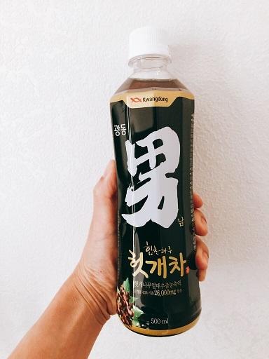 惚れたぜ男・・・茶 先ずは韓国のコンビニへGO_b0060363_13282515.jpg
