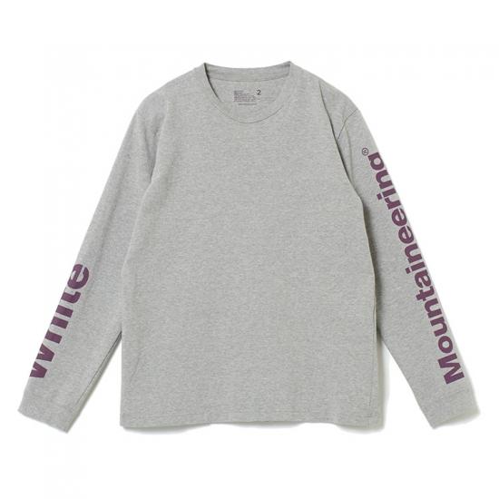 DOGDAYS Recommend - Long Sleeve T-SHIRT._f0020773_18203527.jpg