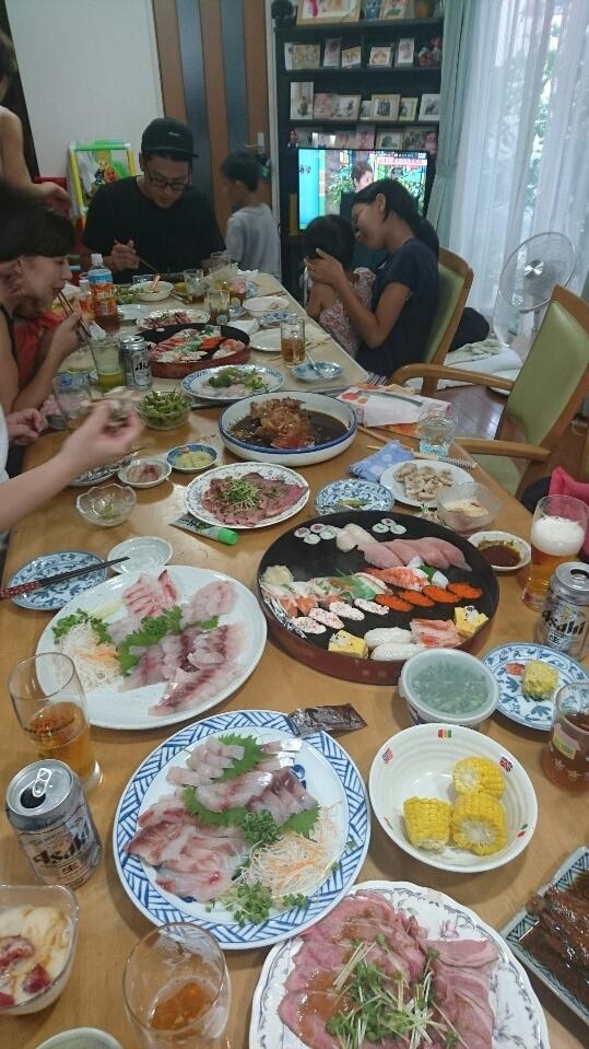 2018年 8月 盆休み_c0176183_15203561.jpg