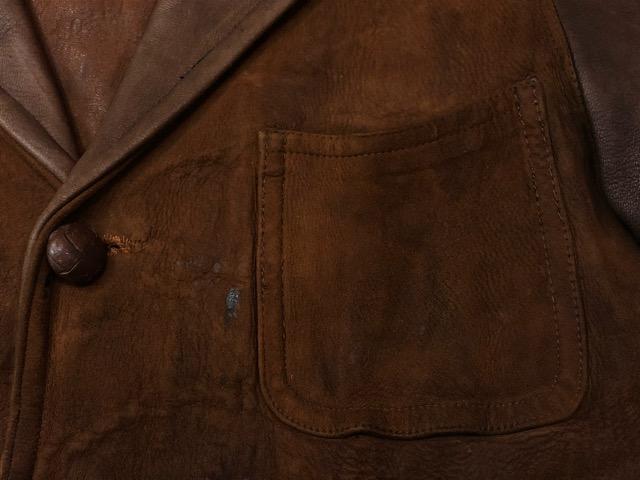 8月22日(水)大阪店、秋物ヴィンテージ入荷!!#9 LeatherJkt&WoolPants編!!(大阪アメ村店)_c0078587_3441660.jpg