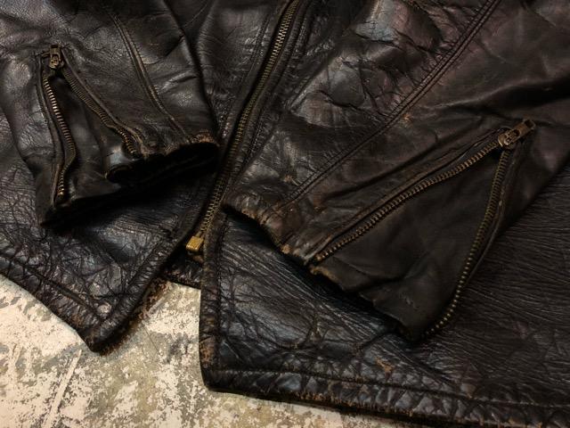 8月22日(水)大阪店、秋物ヴィンテージ入荷!!#9 LeatherJkt&WoolPants編!!(大阪アメ村店)_c0078587_3461377.jpg