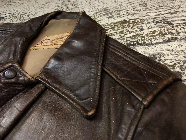 8月22日(水)大阪店、秋物ヴィンテージ入荷!!#9 LeatherJkt&WoolPants編!!(大阪アメ村店)_c0078587_3481768.jpg