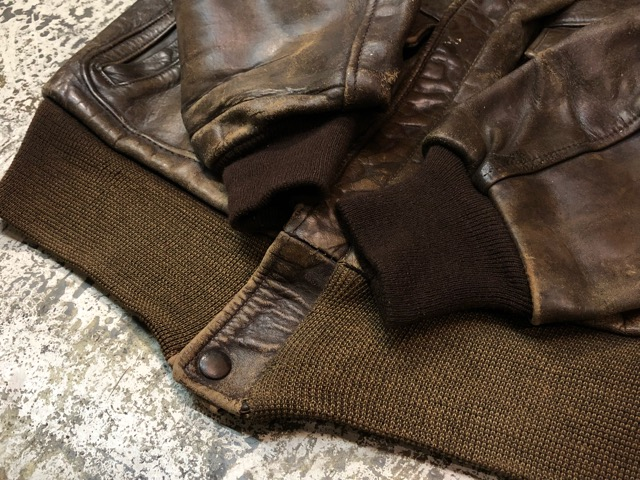 8月22日(水)大阪店、秋物ヴィンテージ入荷!!#9 LeatherJkt&WoolPants編!!(大阪アメ村店)_c0078587_3483941.jpg