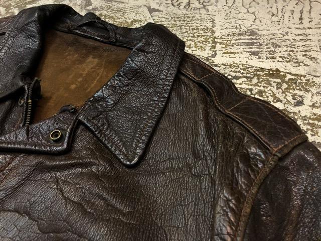 8月22日(水)大阪店、秋物ヴィンテージ入荷!!#9 LeatherJkt&WoolPants編!!(大阪アメ村店)_c0078587_3502530.jpg