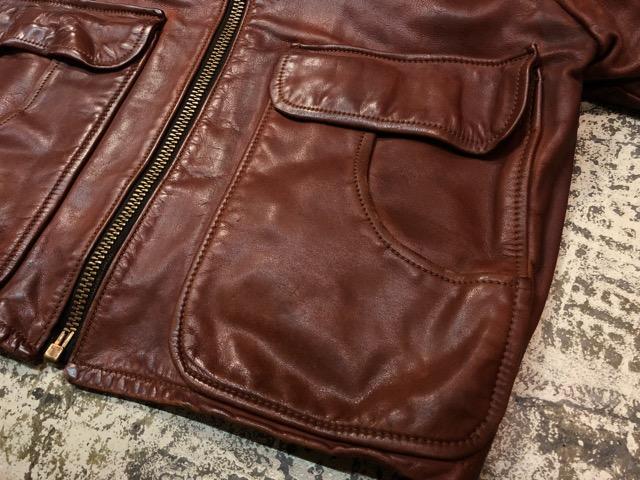 8月22日(水)大阪店、秋物ヴィンテージ入荷!!#9 LeatherJkt&WoolPants編!!(大阪アメ村店)_c0078587_3515913.jpg