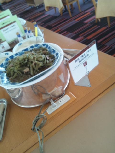 釧路プリンスホテル 朝食ブッフェ_f0076001_22511350.jpg