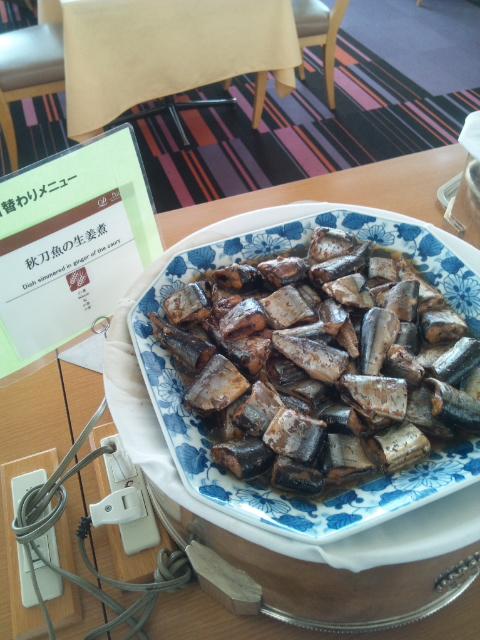 釧路プリンスホテル 朝食ブッフェ_f0076001_22525754.jpg