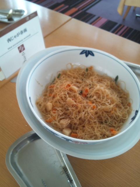 釧路プリンスホテル 朝食ブッフェ_f0076001_22552470.jpg