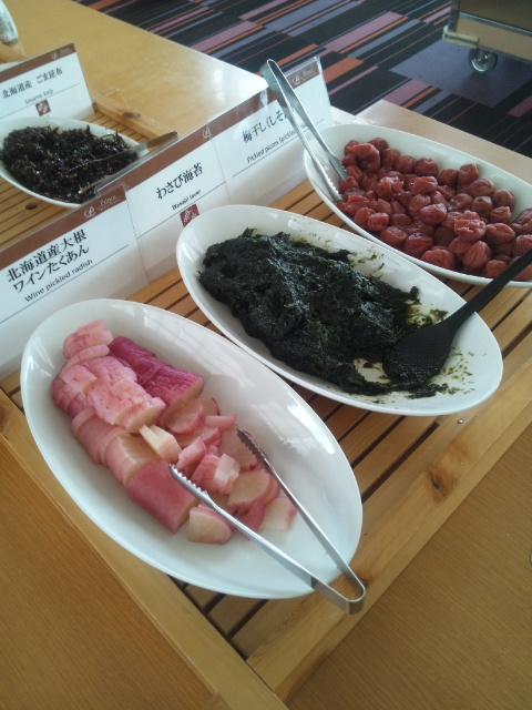 釧路プリンスホテル 朝食ブッフェ_f0076001_22561880.jpg