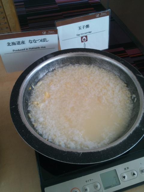 釧路プリンスホテル 朝食ブッフェ_f0076001_2312133.jpg