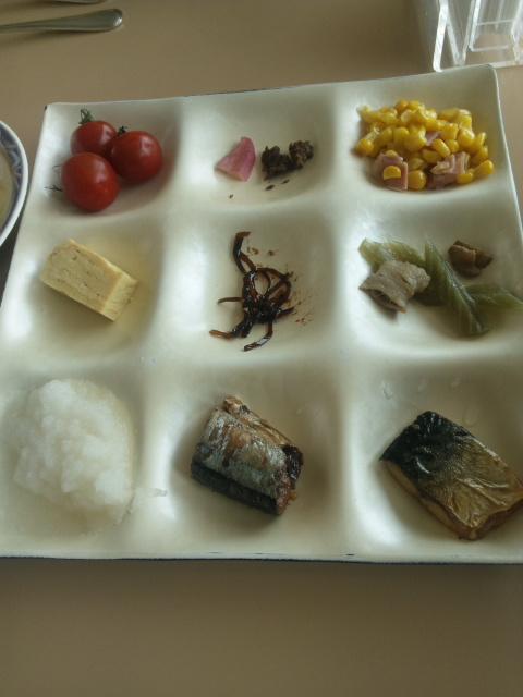 釧路プリンスホテル 朝食ブッフェ_f0076001_2344227.jpg