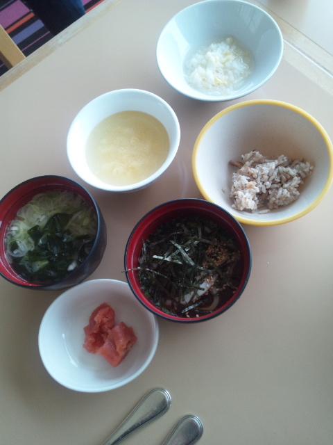 釧路プリンスホテル 朝食ブッフェ_f0076001_2363471.jpg