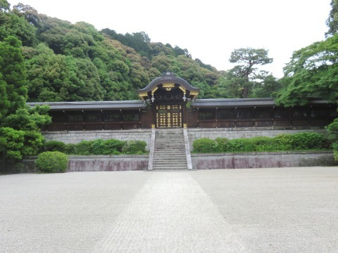 東福門院和子のお墓(江戸のヒロインの墓⑧)_c0187004_13282424.jpg