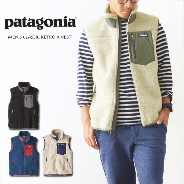 patagonia パタゴニア正規代理店 men s classic retro x vest 23048