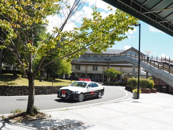 天皇皇后両陛下、軽井沢でご静養_d0035921_15562720.jpg