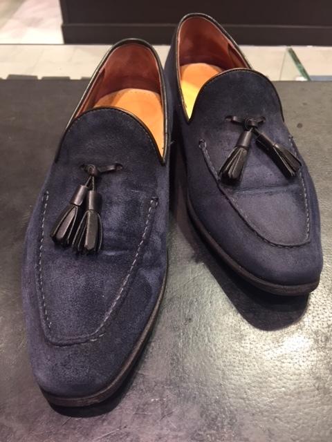 イタリア靴のシューキーパー_b0226322_19450627.jpg