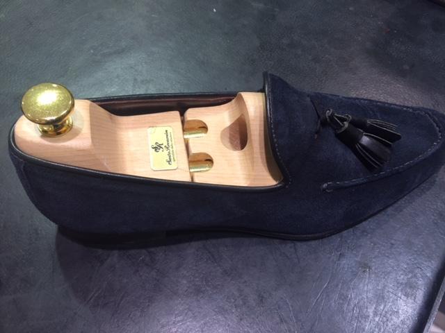 イタリア靴のシューキーパー_b0226322_19450922.jpg