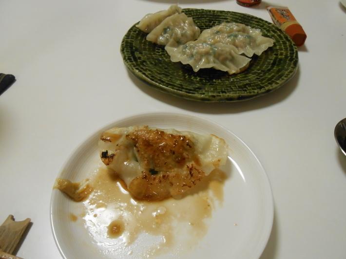 餃子はやっぱり自分で作る方が美味しい!_a0095931_18281369.jpg
