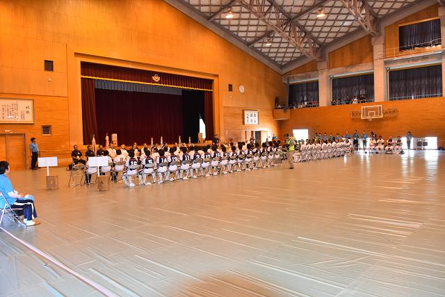 鳥取全中 優勝 岸城中②_b0249247_17012633.jpg