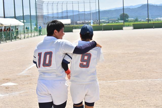 鳥取全中 優勝 岸城中②_b0249247_17050234.jpg