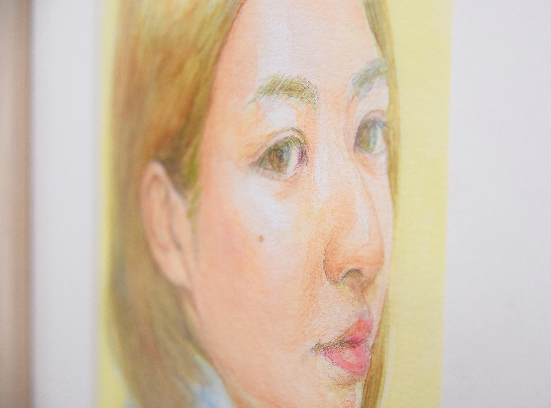 2018.8.22(水)~8.27(月)  仁科 幸恵 展 @1日目_e0272050_17391146.jpg