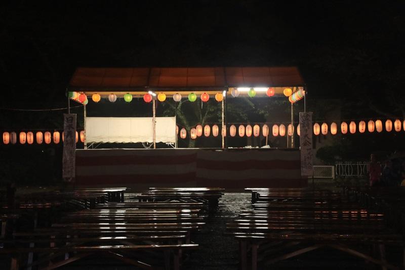 万灯みたま祭@護国神社・3♪_a0167759_1181255.jpg