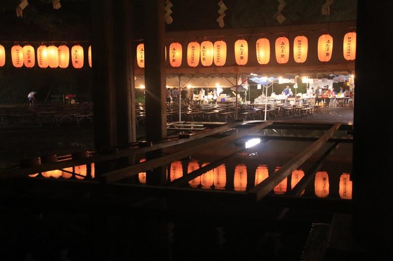 万灯みたま祭@護国神社・3♪_a0167759_1261348.jpg