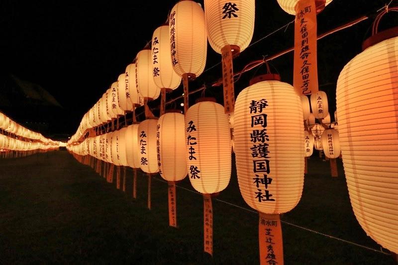 万灯みたま祭@護国神社・3♪_a0167759_161558.jpg