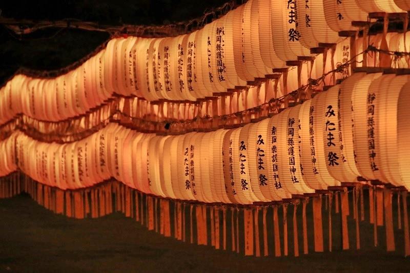 万灯みたま祭@護国神社・3♪_a0167759_191646.jpg
