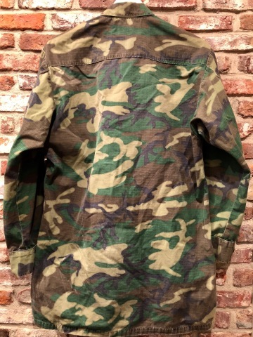 "Late 1960s "" U.S.M.C \"" - STENCIL付 - ERDL CAMO JUNGLE FATIGUE JACKET ._d0172088_16585159.jpg"