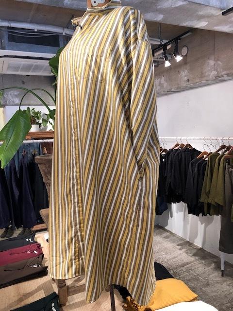 GRANDMA MAMA DAUGHTER flannelstripe WideShirt one-piece_a0222424_21485095.jpg